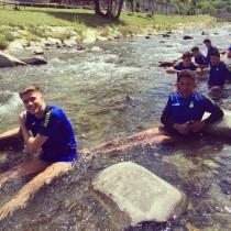 El Espanyol B ya se entrena en Garòs