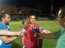 """Garitano: """"Cumplimos los objetivos que nos marcamos para este partido"""""""