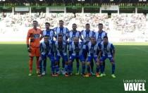 El Deportivo se impone al Racing de Ferrol por 2-0