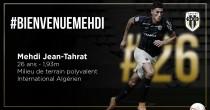 Mehdi Tahrat llega al Angers