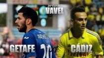 Previa Getafe CF - Cádiz CF: un desplazamiento para mejorar recuerdos