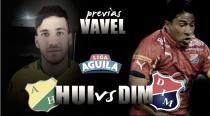Atlético Huila - DIM: a seguir por la senda ganadora