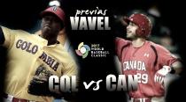 Colombia- Canadá: el ganador seguirá en carrera