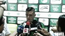 """Nicolás Benedetti: """"La calidad que hay en este grupo es muy grande"""""""