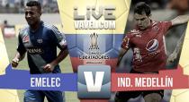 Resumen Emelec 1-0 Medellín Copa Libertadores 2017
