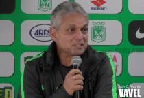 """Reinaldo Rueda: """"los muchachos se brindaron y defendieron con orden el gol"""""""