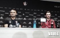 """Juan Pablo Vigón: """"Estamos preparados para ganarle al América"""""""