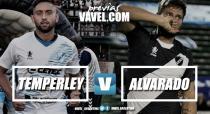 """Previa Temperley - Alvarado: El """"Gasolero"""" quiere hacerse fuerte de local"""