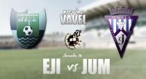 CD El Ejido-FC Jumilla: dinámica ascendente