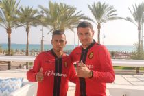 El Mallorca incorpora a dos futbolistas brasileños