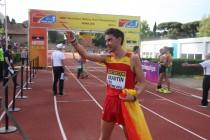 Superlópez no está solo: Álvaro Martín, bronce universal en la marcha de Roma