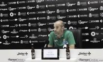 """Monteagudo: """"Si la línea de atrás está bien, es difícil que el equipo no gane"""""""