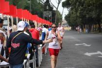 Una mujer entre 66 hombres: Erin Taylor-Talcott hace historia en los 50km marcha