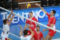La Diatec Trentino supera Piacenza con grande facilità