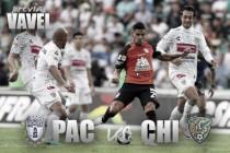 Previa Pachuca - Chiapas; con todo a favor en casa