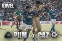 Previa Pumas - Cruz Azul: se abre el telón en CU