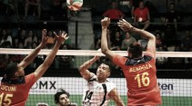 México competirá por bronce en la Copa Panamericana de Voleibol