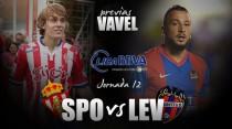 Real Sporting - Levante UD: duelo directo en El Molinón