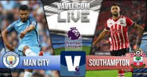 Resultado Manchester City vs Southampton en vivo y en directo online en Premier League 2016