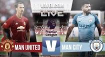 Resultado Manchester United vs Manchester City en vivo y en directo online en EFL 2016