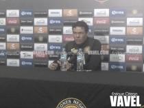 """Joel Sánchez: """"Deja confianza el empate ante Cruz Azul."""""""