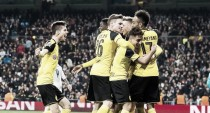 Reus sale al rescate del Dortmund