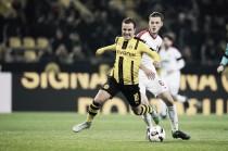 El Dortmund se mantiene en la mediocridad