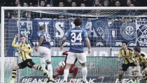 El Dortmund se volvió a encontrar con el fantasma de la mediocridad