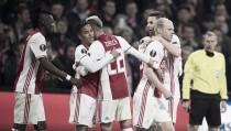 Klaassen acerca al Ajax a las semifinales de la Europa League