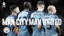 Manchester City vs Manchester United en vivo online en Premier League 2017