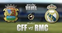 Previa Fuenlabrada - Real Madrid Castilla: nueva prueba fuera de casa