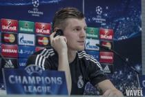 """Kroos: """"Dortmund es una buena prueba para nosotros"""""""