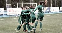 Al Betis Féminas se le escapa la victoria en Zaragoza