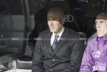 """Zidane: """"El de Nacho es un gol para la historia"""""""
