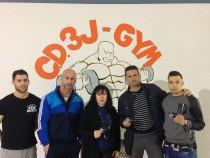 3J-GYM aportará su granito de arena al Cartagena FS
