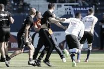 Jogo em Bastia é adiado após múltiplas agressões dos torcedores contra jogadores do Lyon