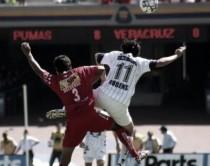 Vibrantes duelos entre Pumas y Veracruz en CU