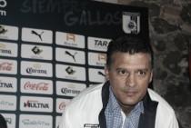 Sergio Almaguer destacó el espíritu de lucha de Gallos Blancos