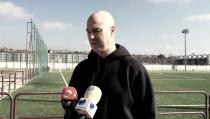 Rafa Berges deja su sitio a Sergio Rodríguez en la UD Logroñés