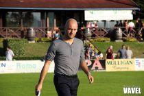 """Entrevista. David Movilla: """"Mi aspiración se basa en mejorar como entrenador e ir de la mano con el Leioa"""""""