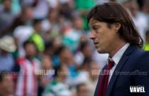 """Matías Almeyda: """"Hace varios partidos que venimos bien"""""""