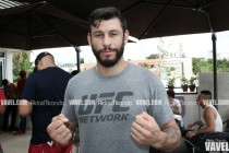 """Polo Reyes: """"Es muy buena la promoción del UFC en México"""""""