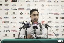 """Omar Ramírez: """"Tenemos que alejarnos más de los últimos lugares"""""""