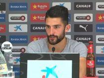 """Álvaro: """"Vamos a dar un paso importante para la temporada que viene"""""""