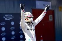 GP Spagna, nelle qualifiche zampata di Hamilton. Male le Ferrari