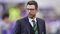 """Sassuolo - Pari a Lucerna, Di Francesco: """"Abbiamo ribattuto colpo su colpo"""""""