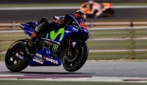 MotoGP - In Qatar, libere 1 a un Vinales da urlo