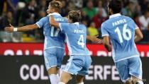 Ciro-gol all'Olimpico. La Lazio batte il Crotone 1-0