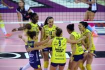 Volley A1 Femminile: Casalmaggiore - Conegliano, che sfida! Successi per Modena, Bergamo e Montichiari.Ritorno alla vittoria per Il Bisonte