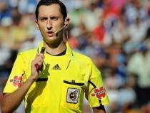 Iñaki Vicandi Garrido, árbitro del Deportivo-Levante